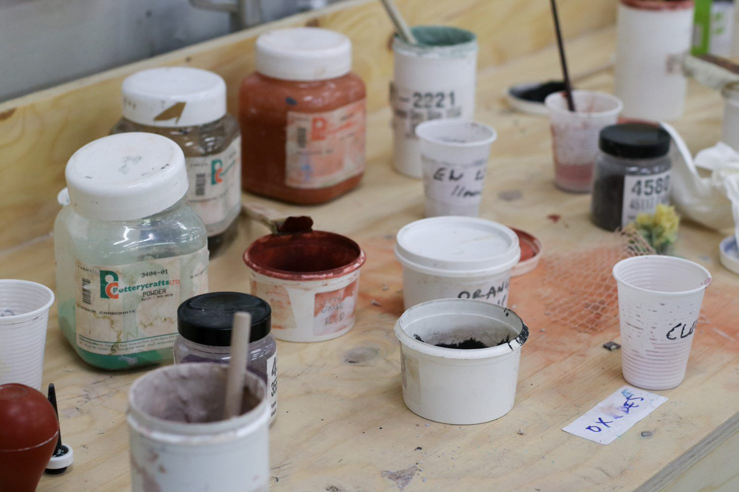 Ceramic Screen-Printing And Ceramic Transfers