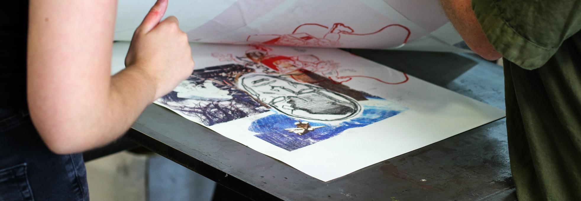 Printmaking - Open workshop