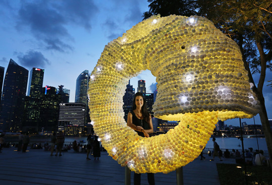 Ouroboros for the 28th Southeast Asian Games in Singapore