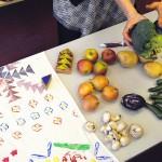 Green Week 2014: Vegetable printing workshop