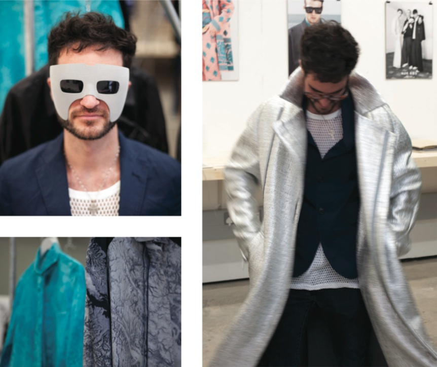 Lisandro Olmos, BA Fashion Menswear