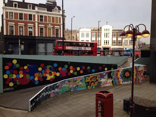 Wall of Clash. 2014. www.weareamplify.com
