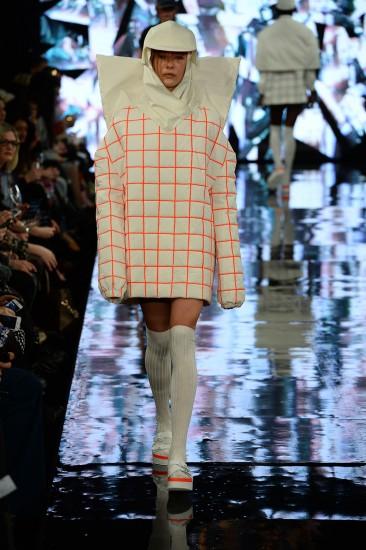 Womenswear by Yuanxi Sun