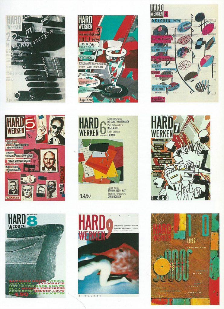 Hardverken Magazine Covers