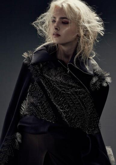 Charlotte Knowles, BA (Hons) Fashion Design Technology Womenswear,