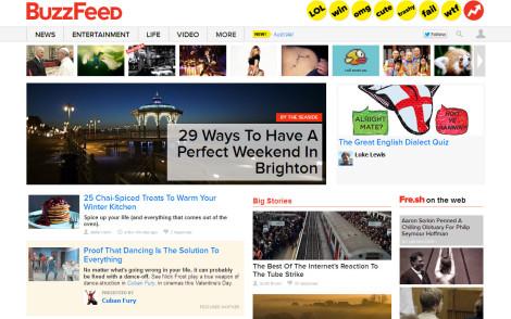 Buzzfeed screen grab