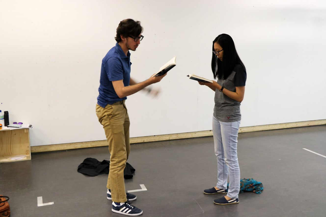 Acting For Absolute Beginners