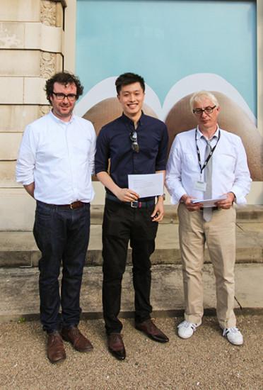 Tsz Chun (David) Lam BA ISD Dean Award 2