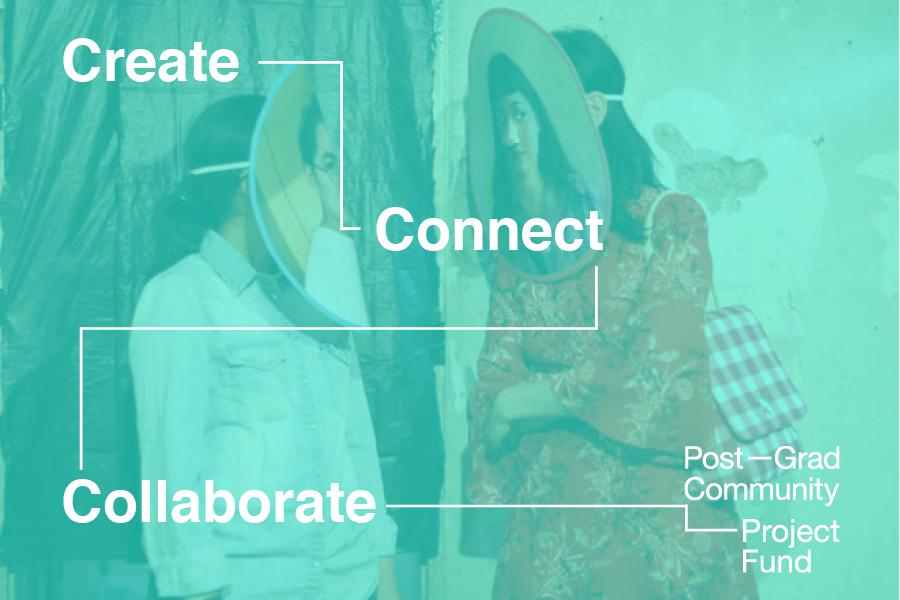 Create Connect Collaborate Post Grad Project Fund