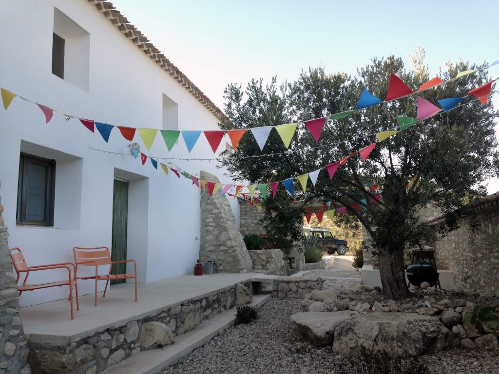 Image credit: Nana Maiolini, AER Joya - Inner Courtyard