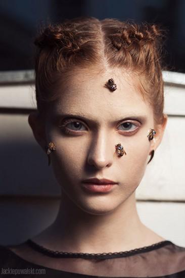 Jackie Puwalski, MA Fashion Photography 2014