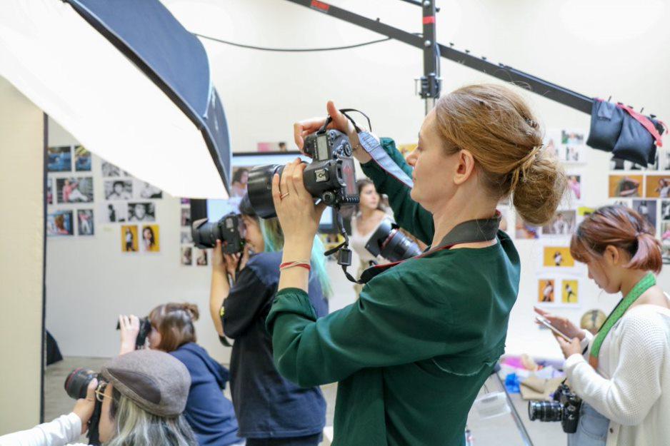 Photography Professional Practice And Academic Portfolio Course